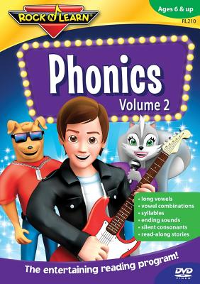 Rock 'n Learn Phonics Volume 1 by Caudle, Richard J. [DVD-Video] at Sears.com